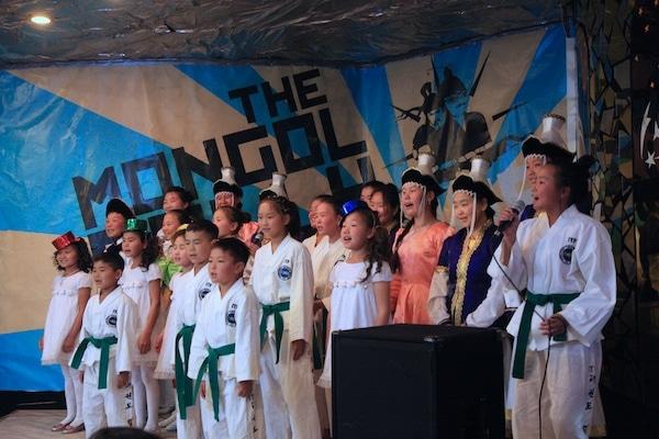 Christina Nobel Foundation Mongolia