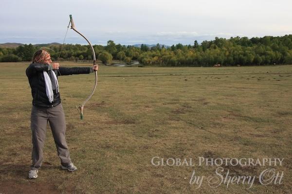 archery mongolia