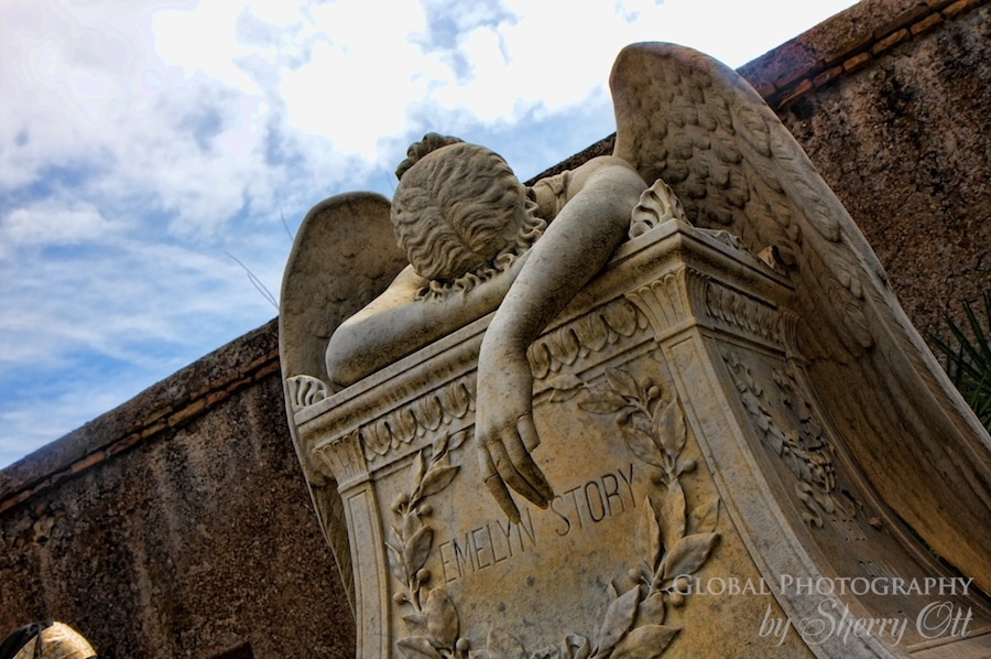Emelyn Story angel