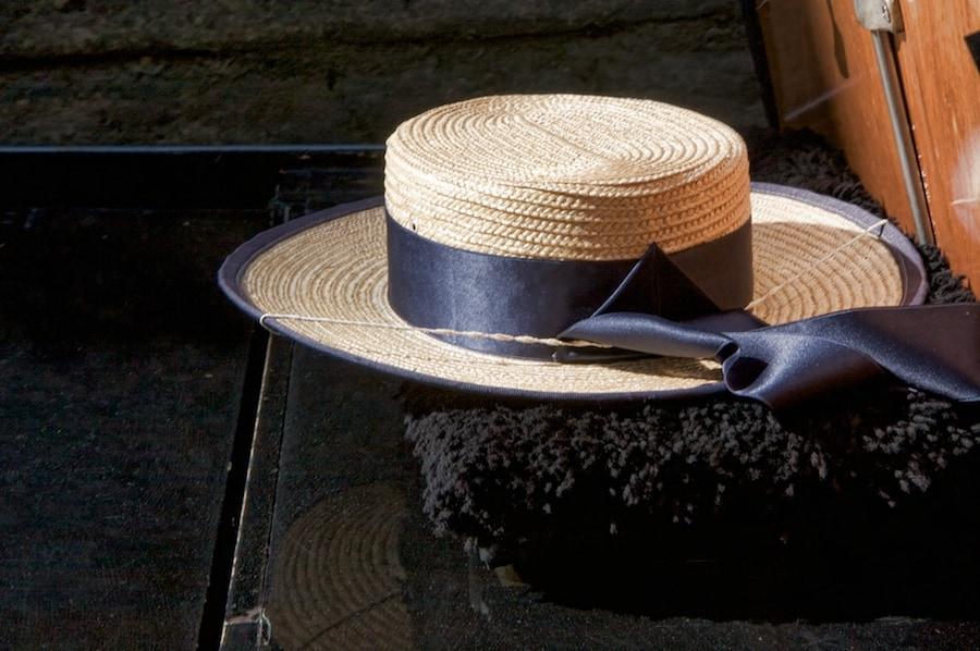 gondolier hat