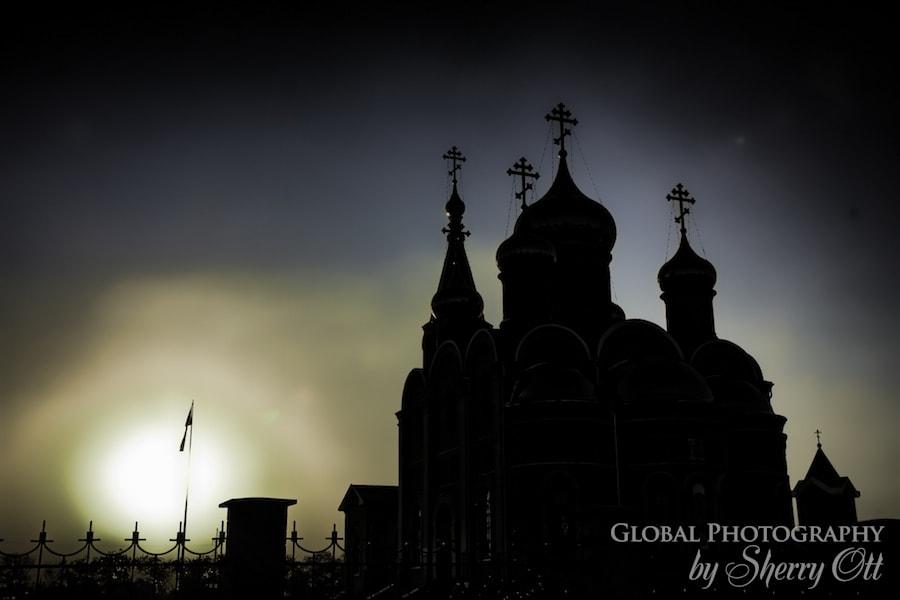 kazakhstan church