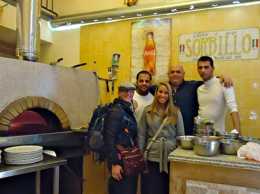 sorbillo pizza naples