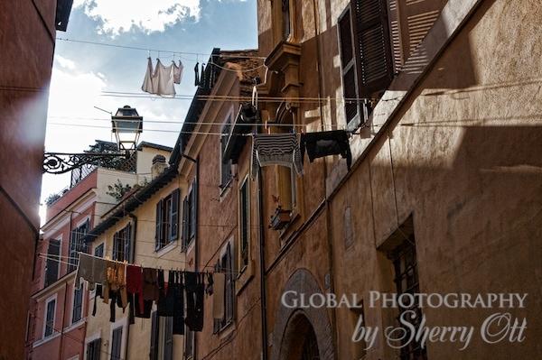 laundry trastevere