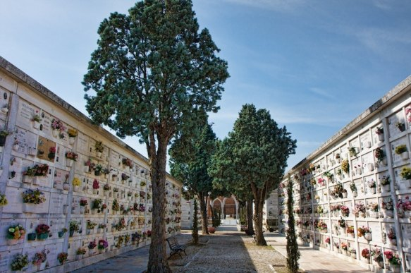 cemetery venice