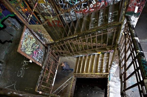 tacheles staircase
