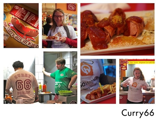 Currywurst photo collage  Curry66