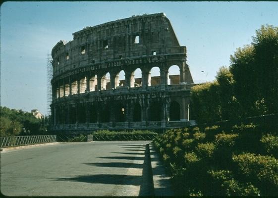 Coliseum in 1956