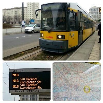 Berlin trams