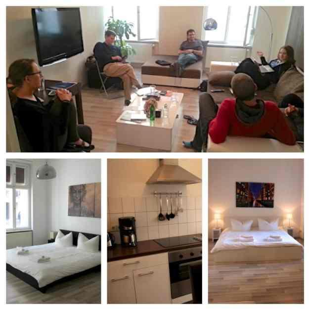 Friedrichshain apartment
