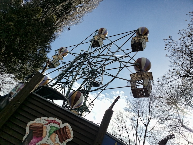 Tivoli Ferris Wheel