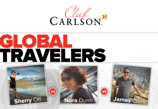 club carlson global travelers
