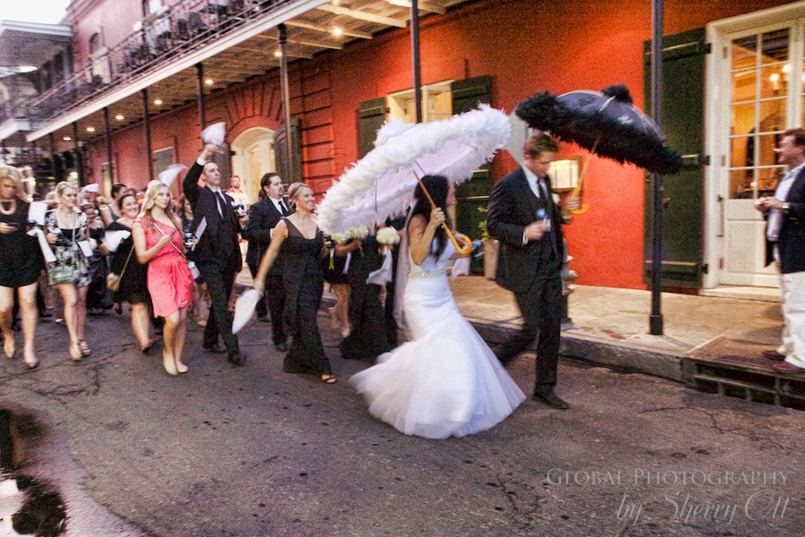 Wedding french quarter