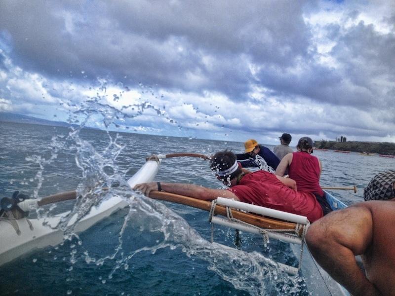 ourigger canoe adventure hawaii