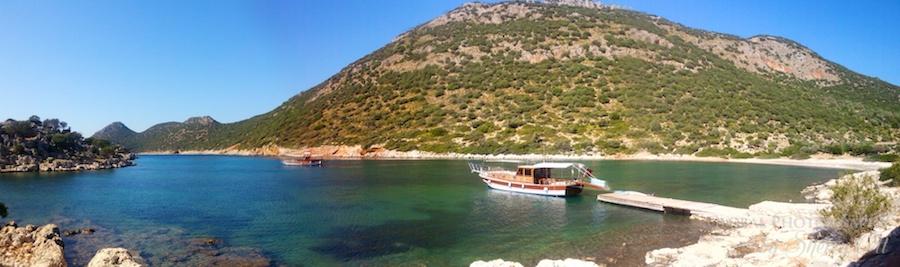 Ufakdere Turkey Lycian Way