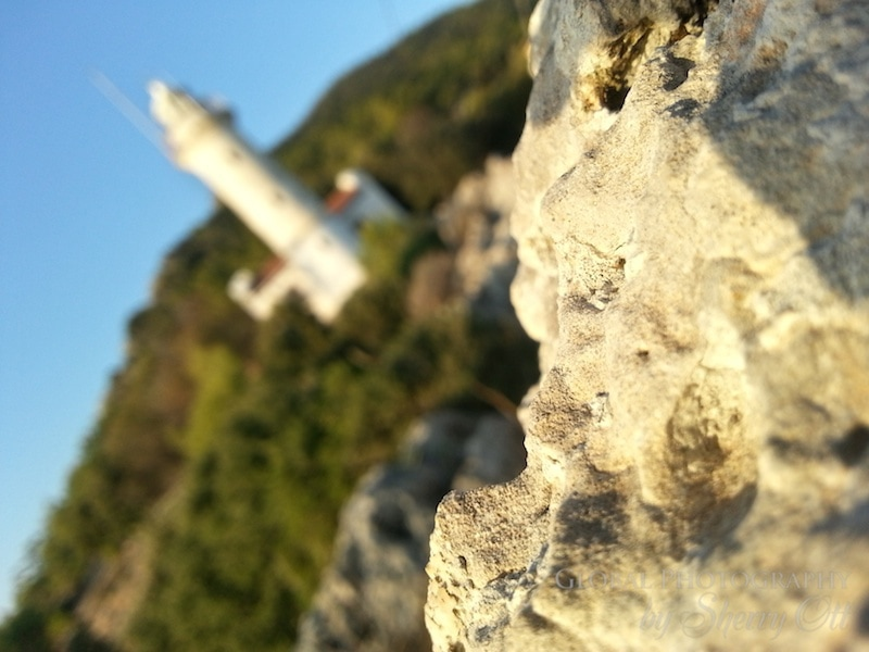 Lycian Way lighthouse Hiking
