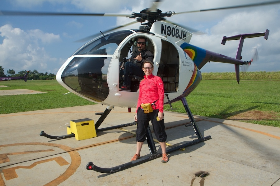Helicopter Kauai 16