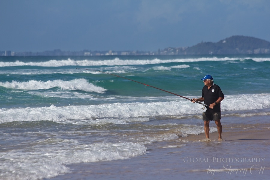 fishing gold coast australia