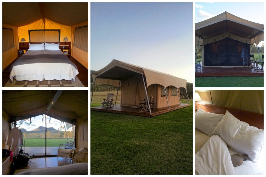 Glamping Spicers Canopy