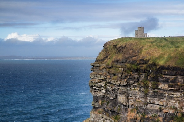 Cliffs of Moher walk ireland
