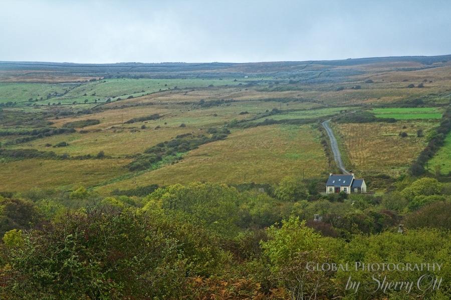 Burren walking trail