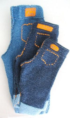 Stoere Jeans Breien