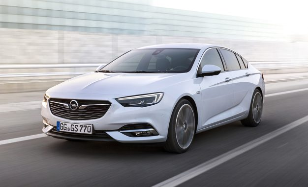 More Details Emerge on 2018 Buick Regal, Thanks to GM's Overseas Brands