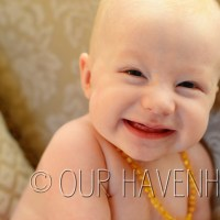 Amber For Babies - review and giveaway
