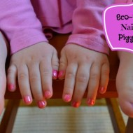Eco-Friendly Nail Polish from Piggy Paint & Giveaway