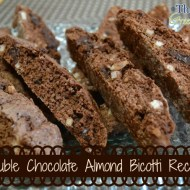 Double Chocolate Almond Biscotti Recipe