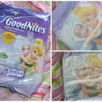 Having Night Time Protection with GoodNites