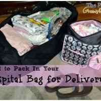 What to Pack in Your Hospital Bag for Delivery