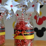 DIY: How to Make Pinwheels {Mickey Style}