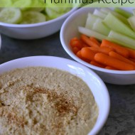 60 Second Hummus Recipe