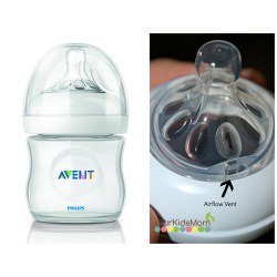 Small Crop Of Avent Natural Bottles