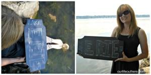 Lake Erie Collage