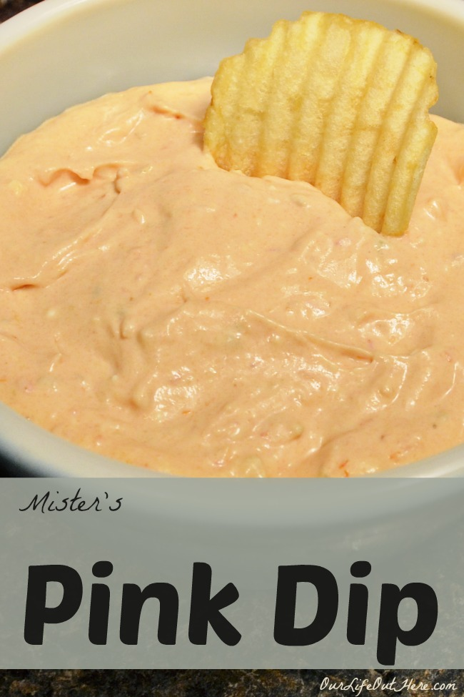 This party dip has only two ingredients and everyone always asks for the recipe!  #partydip #dip #recipes  www.ourlifeouthere.com