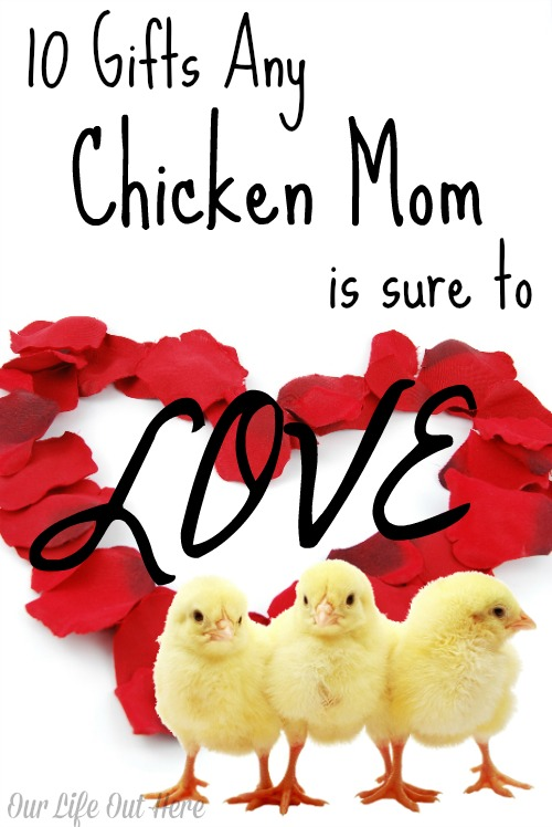 Check out these 10 quirky gifts that any chicken mom is sure to love! #chickens #momgifts
