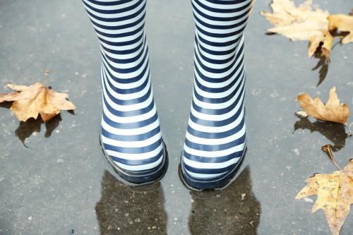 Women's Funky Rain Boots