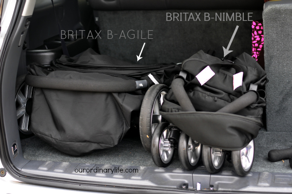 Britax Safe Cell Car Seat Removal