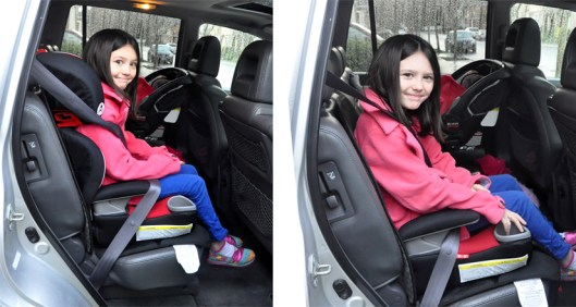 The Graco AFFIX Youth Booster Seat
