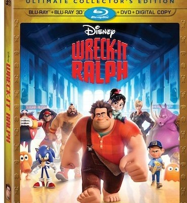 Easter Basket Gift Ideas: Wreck-It Ralph 3D on Blu-ray Now