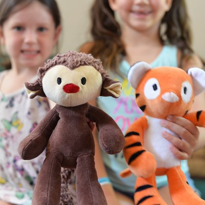 Handmade Teddy Bears & Animal Pals – Great Gift, Even Greater Cause