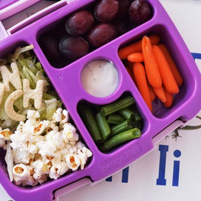Better-For-You Back-To-School Lunch Hacks