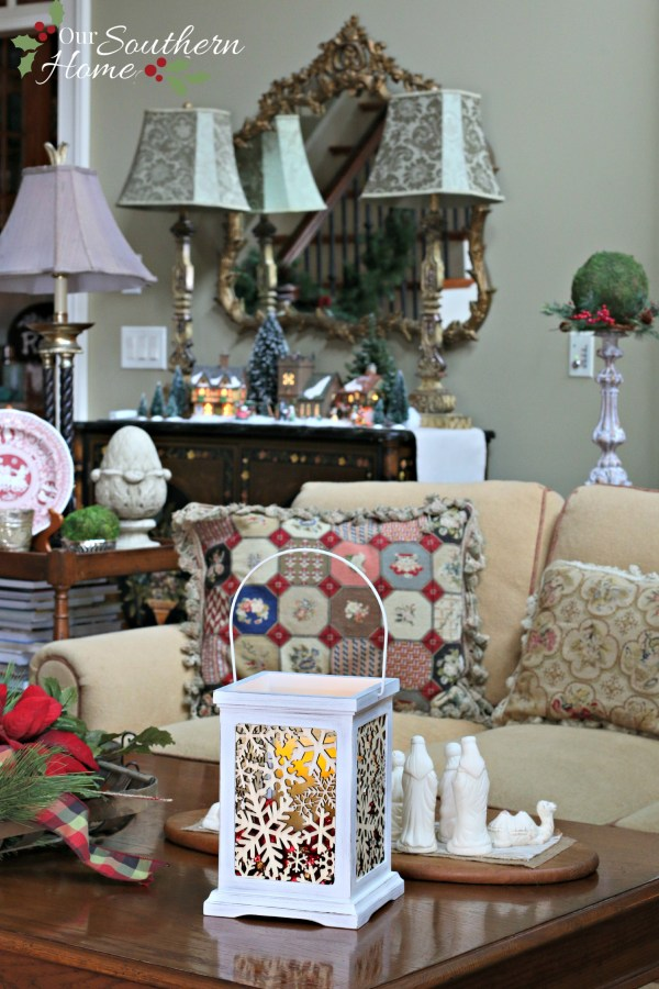 Holiday Decorating with Hallmark Our Southern Home