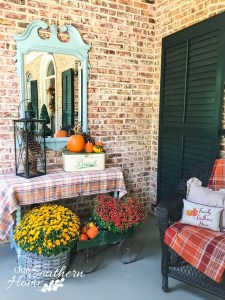 Weathered Farmhouse Basket Makeover