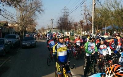 Noviciado Bike Race, Santiago Chile