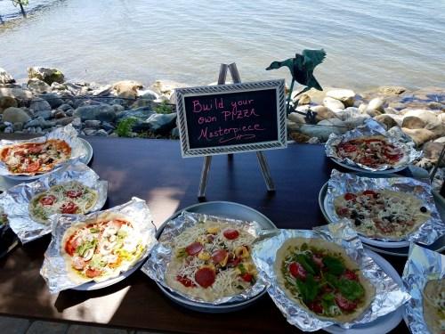Medium Of Graduation Party Food Ideas