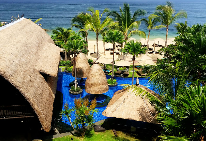 Checking In: Holiday Inn Resort Bali Benoa