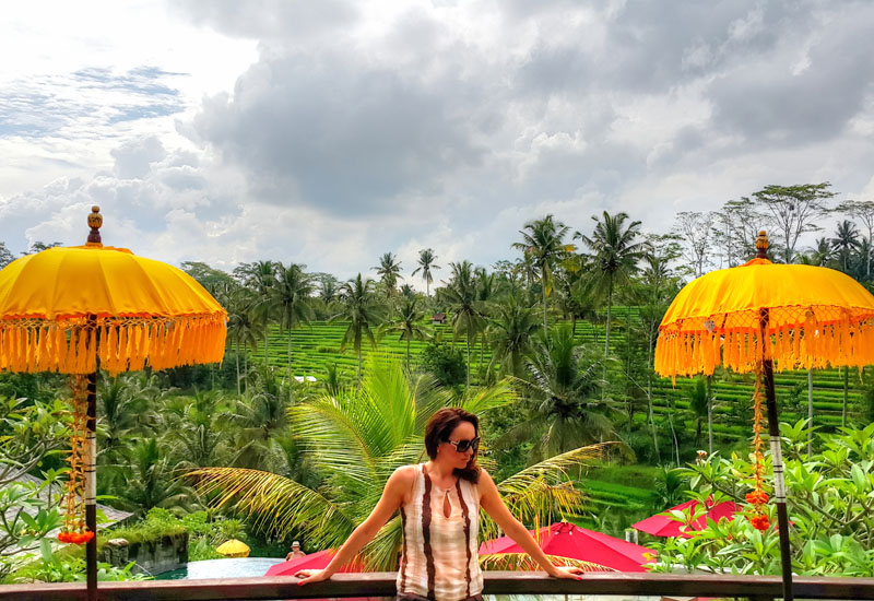 Checking in: Puri Sebali Resort Bali
