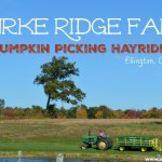 Burke Ridge Farms Hayride to the Pumpkin Patch